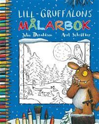 Lill-Gruffalons målarbok - Julia Donaldson - böcker(9789150116946) | Adlibris Bokhandel