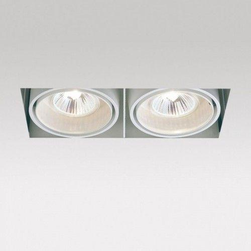 Delta Light MiniGrid in Trimless 2 50 Spot wit by Delta Light
