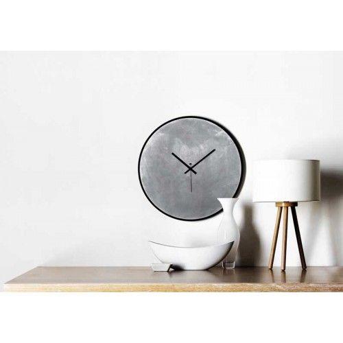 Ρολόγια τοίχου χειροποίητα της εταιρείας xline. wall clock handmade Concrete 125€