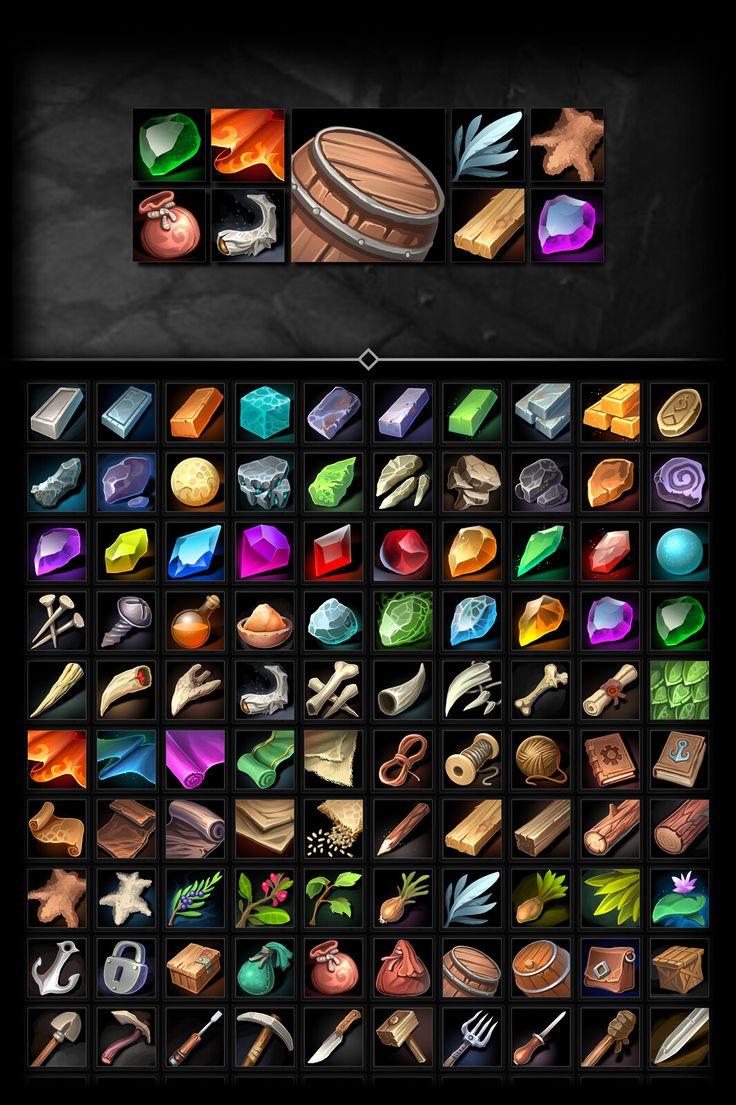 RPG Craft Resources, Alekzander Zagorulko
