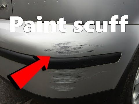 Remove Car Scratches With Toothpaste >> How To Remove Scratches From The Car At Home Using Toothpaste How
