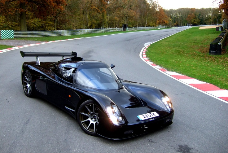 For a car nerd building your own car is very appealing. An Ultima GTR like this would do just fine.