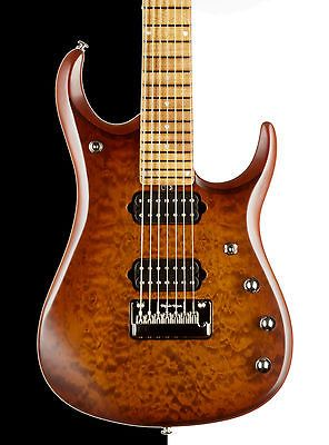 Music Man Jp15 7 John Petrucci 7 String Guitar Sahara Burst Quilt - http://www.7stringguitar.org/for-sale/music-man-jp15-7-john-petrucci-7-string-guitar-sahara-burst-quilt/31267/