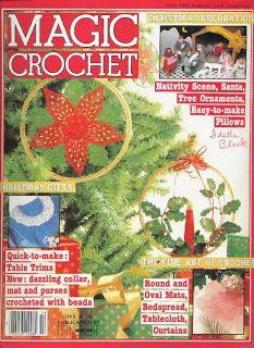Magic Crochet No. 32