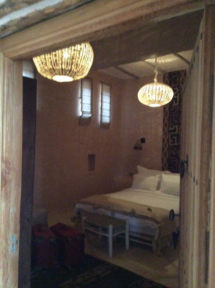 Riad Caravane, Morocco, Room
