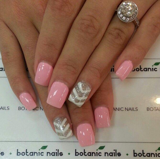 Botanic Nails Hair Amp Beauty Pinterest Botanic Nails Nail Nail And Long Nail Designs