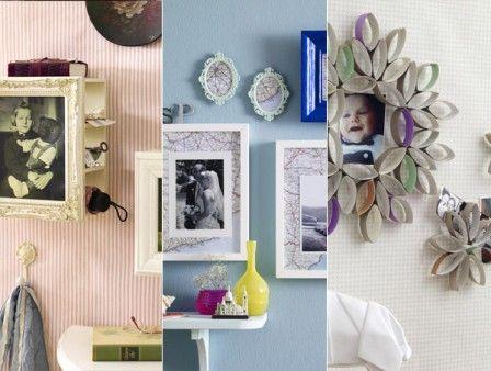 1000 ideas about bilderrahmen selber machen on pinterest. Black Bedroom Furniture Sets. Home Design Ideas