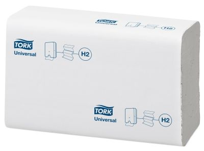 Tork Xpress ® Multifold Hand Towel, prosoape standard pentru stergerea mainilor.