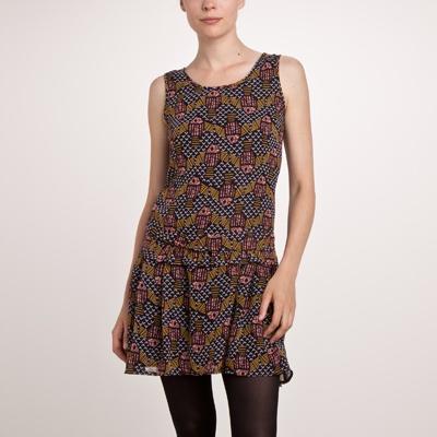 3 SUISSES - Etnische jurk zonder mouwen
