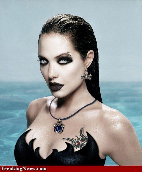 Echa un vistazo a la mejor maquillaje gotico en las fotos de abajo y obtener ideas!!! Maquillaje gotico para mujeres