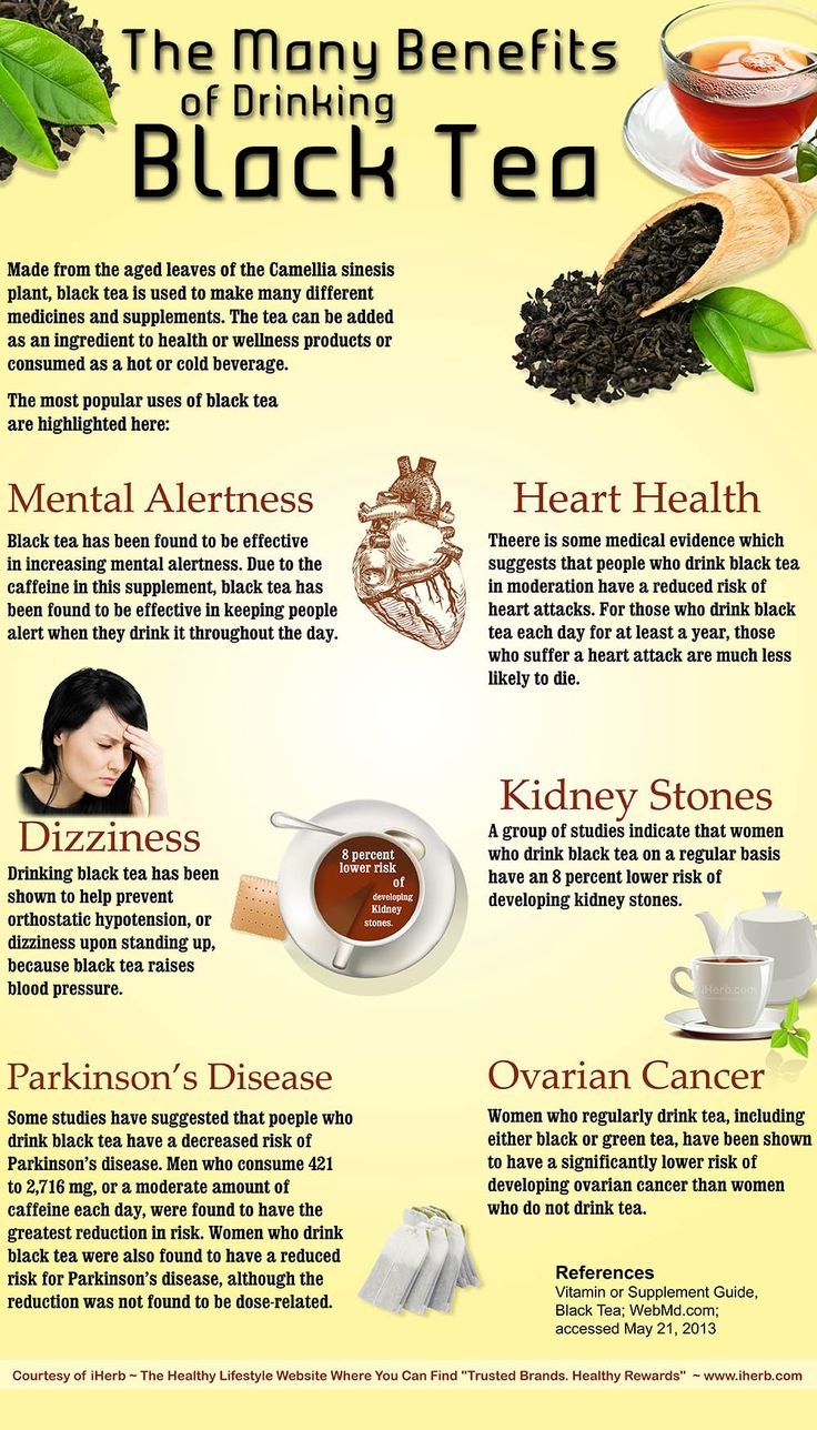 The Many Benefits of Drinking Black Tea (Infographic).   [ ON SALE ] 28 DAY SLIMMING DETOX HERBAL TEA PROGRAM WITH ADDED GARCINIA CAMBOGIA - www.detoxmetea.com