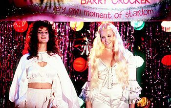 """""""My life is as good as an ABBA song. It's as good as 'Dancing Queen'."""" - Toni Colette, Muriel's Wedding"""