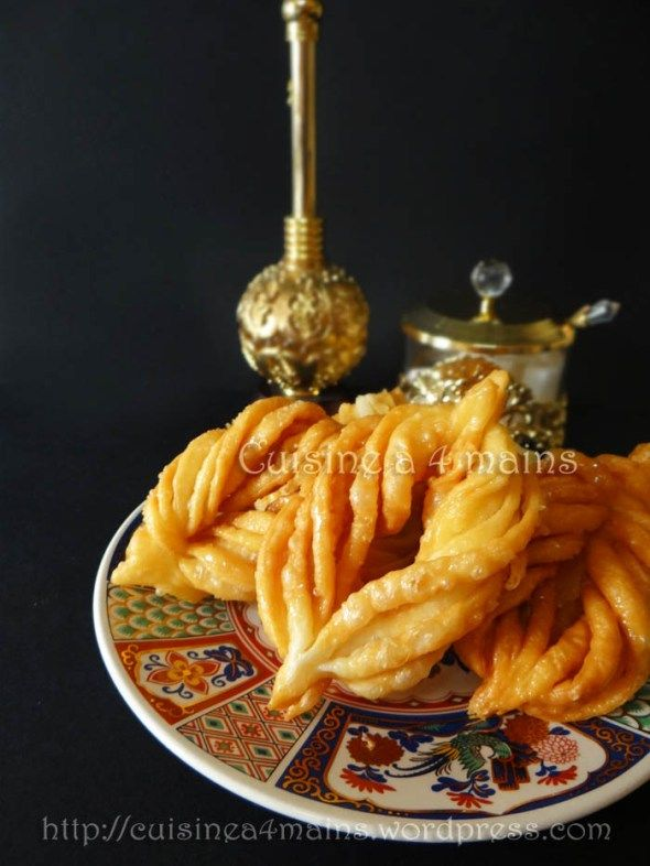 Les 81 meilleures images propos de griwech p tisserie - Cuisine algerienne facebook ...