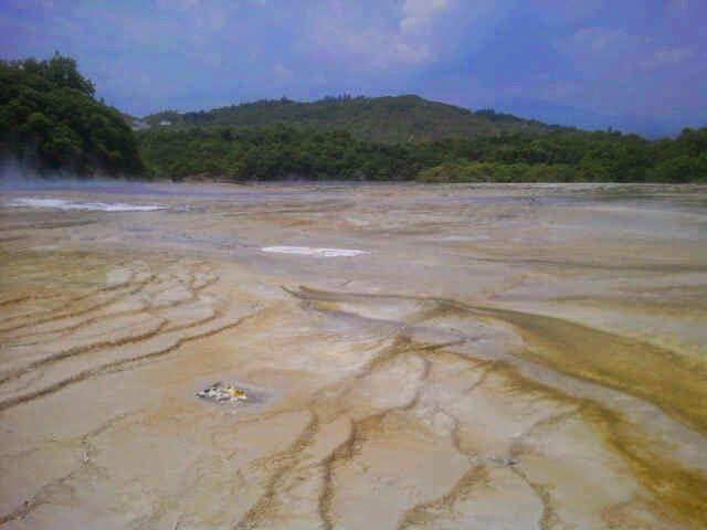 Danau Suoh Pesona Tiga Danau Unik di Lampung - Lampung