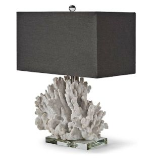 White Coral Lamp - Clayton Gray Home!
