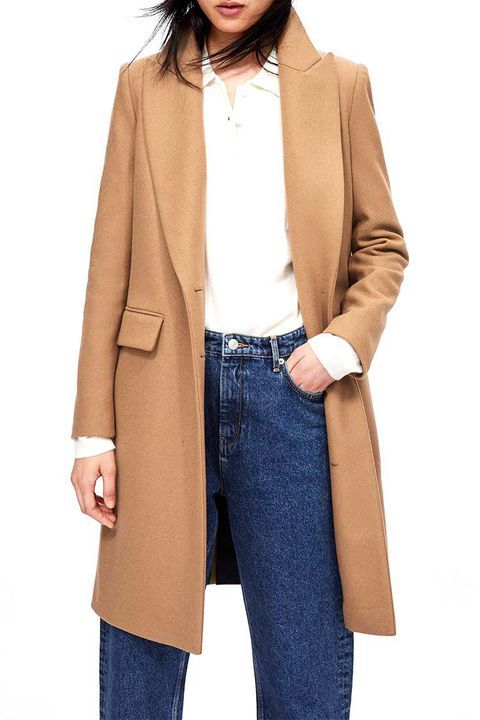 3aee6d20fa97 11 Best Camel Coats for Fall 2018 - New & Classic Camel Coats for Women