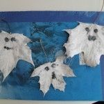 listoví duchovia