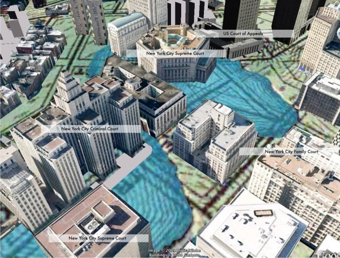 Fun With Google Earth + Viele Map | Ecotone Projects