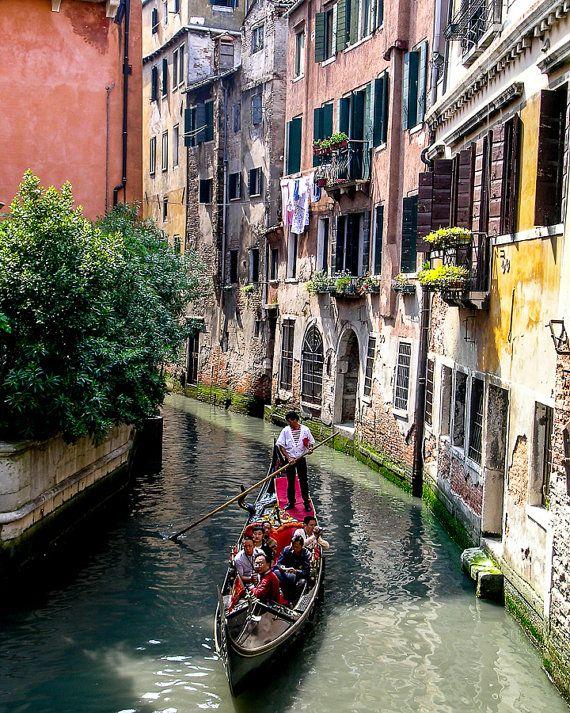 Venice Italy  Venice Photography  Venice Art  by RedKPhotography, $35.00