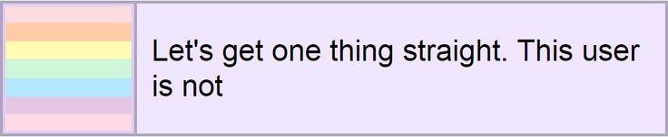 Vamos a hacer algo rectamente. Este usuario no lo es // Agree