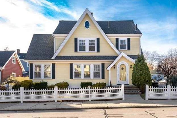 11 White Oak Rd Boston Ma 02132 White Oak West Roxbury House Styles