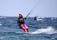 Kite surf the East Cape