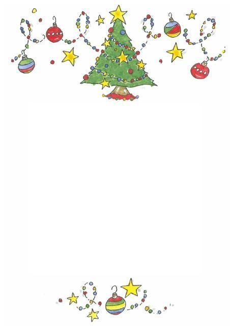 79385510e4645095808ff29f728864bd--christmas-stationery-diplo Orange Christmas Letter Template on santa blank, for neighbors, free online, google docs,