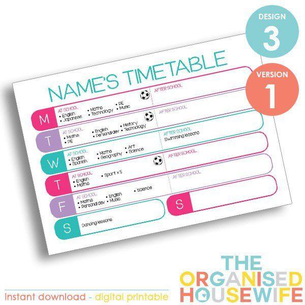 {The-Organised-Housewife}-Personalised-School-Weekly-Timetable---Design-3---Version-1