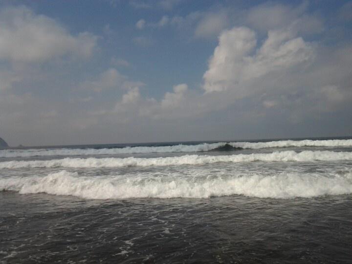 Beach of Indonesia :)