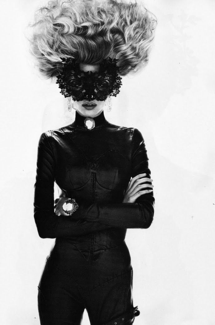 "Kroutchev Planet Photo: Mert Alas and Marcus Piggott, aka ""Mert and Marcus"", are fashion photographers who work together"