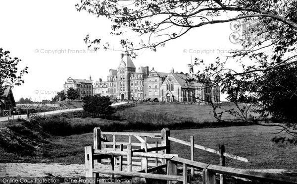 Redhill, St Anne's School 1886, from Francis Frith