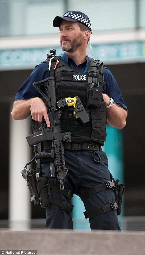 The SAS and armed police are poised for a shoot to kill operation at tonight's game at Wem...
