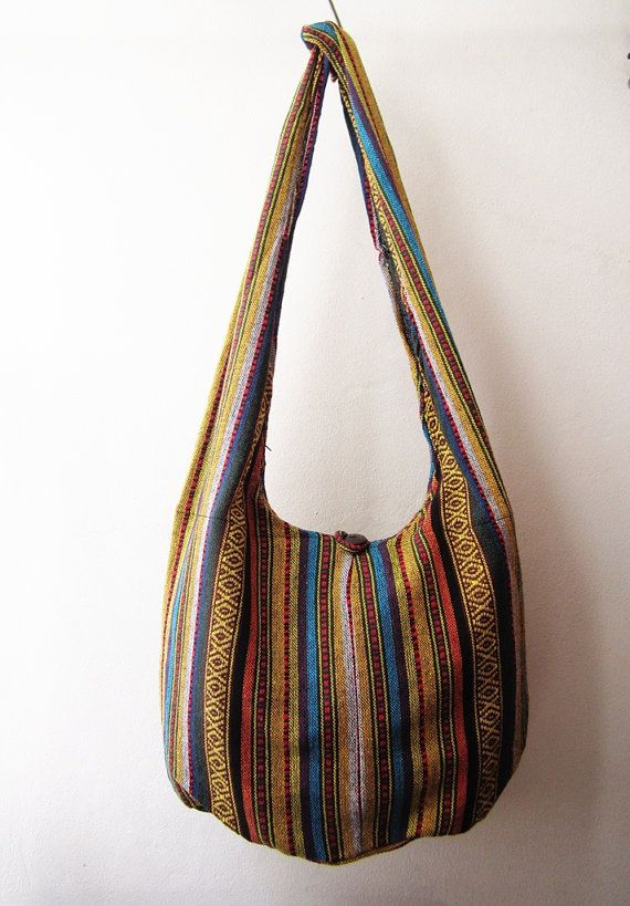 indian sling bagethnic messenger bag tribal shoulder bag by gampri