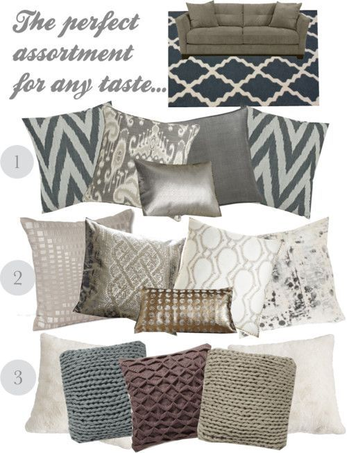 FH Decor Idea: Pillows