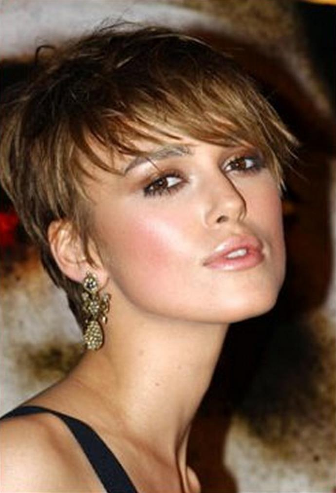 Short Hairstyles For Long Faces And Big Noses Best Short Hair Styles