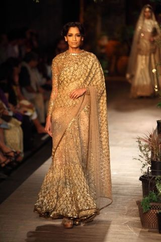 Sabyasachi at PCJ Delhi Couture Week 2013 #sabyasachi #bollywoodtrends #indianbrides