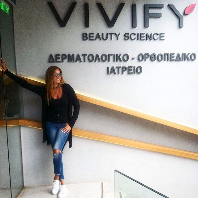 "We ❤️ @vicky_koulianoy! V for Vicky, V for Vivify! Repost: ""I love my spa and beauty days I love vivify # #relaxday #spaday #athens #glifada #friends #greece #stayhappy #instafun #μασαζ #χαλαρωση #bestplace #besttime 🌸🙏🌸🙏"" #vivify vivify #vivifyyourself #beautyscience #beauty"