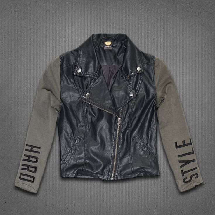 DEFQON.1 LEATHER JACKET HARD STYLE WOMEN | Q-dance Store