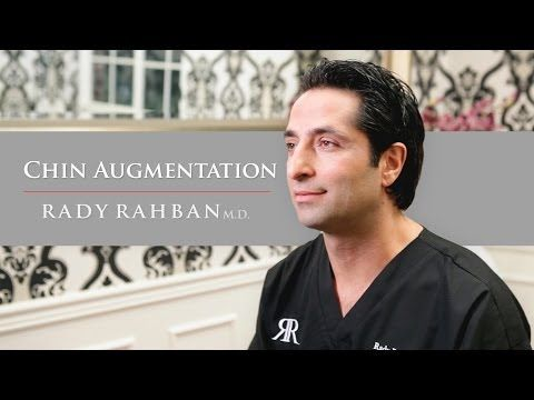 Chin Augmentation Surgery - Costs, Risks, Procedure