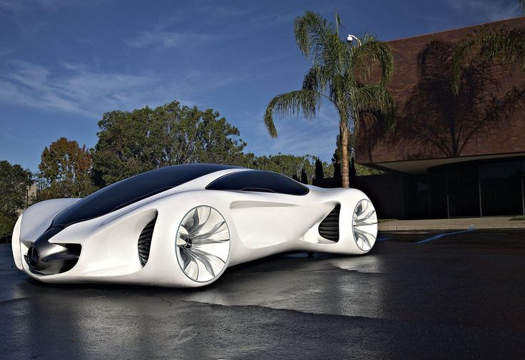 Mercedes-Benz BIOME Concept Design 2011 wallpaper