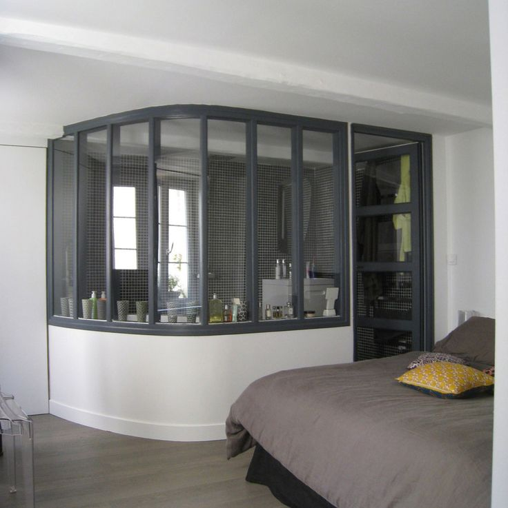 Suite parentale petite surface | house | Pinterest ...