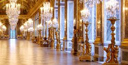 Chateau Versaillaise is over-the-top! Plan a day trip outside of Paris...take the train.