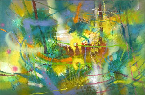 Carlos Jacanamijoy Colores de la selva♥