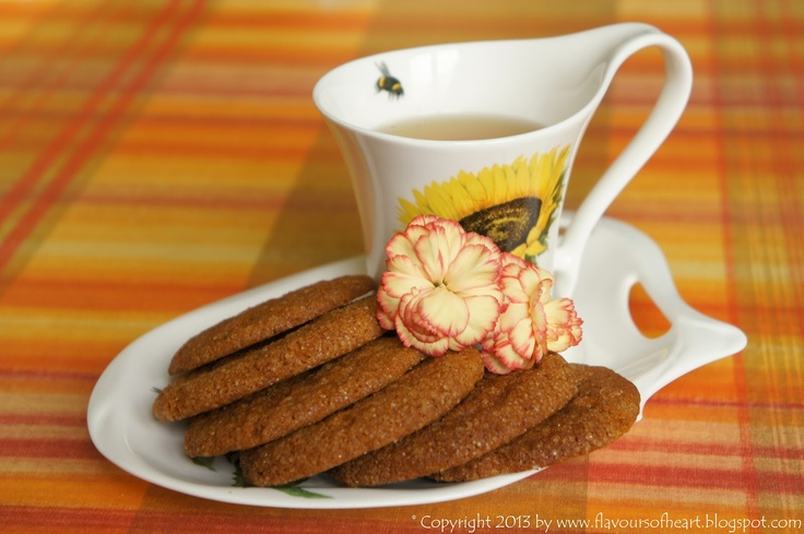 #cookies with #honey and #spicy