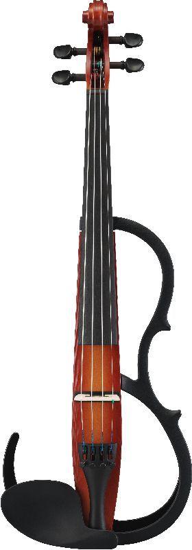 YAMAHA Violon 4/4 sv250br 4 cordes - marron - Violons - Violons électriques | Woodbrass.com