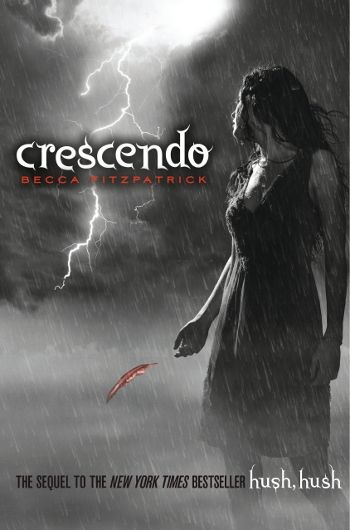 Book Review: Crescendo by Becca Fitzpatrick. Rating <3 <3 <3 <3…