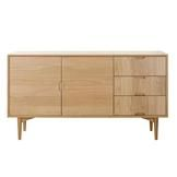 Skandi Oak Living Furniture Collection