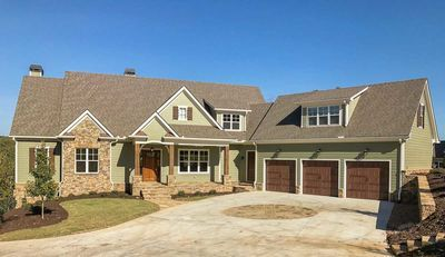 Exciting Craftsman with Angled Garage and Optional Finished Lower Level - 24375TW thumb - 06