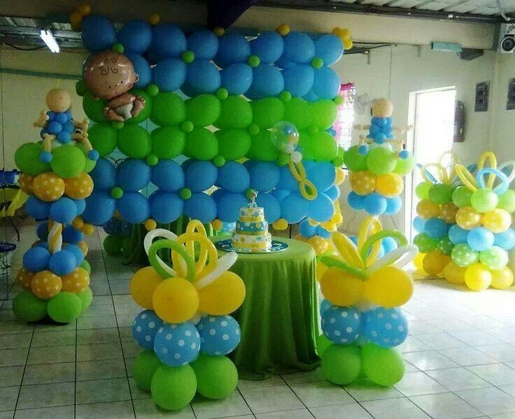 521 best ballons ideas images on Pinterest Balloon decorations