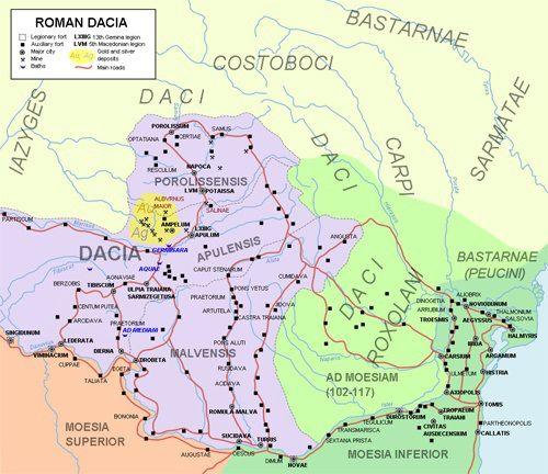 dacia-romana ADEVARATA ISTORIE A ROMANIEI, UN SECRET LA NIVEL MONDIAL